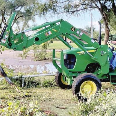 Cleanup work begins at Riverside