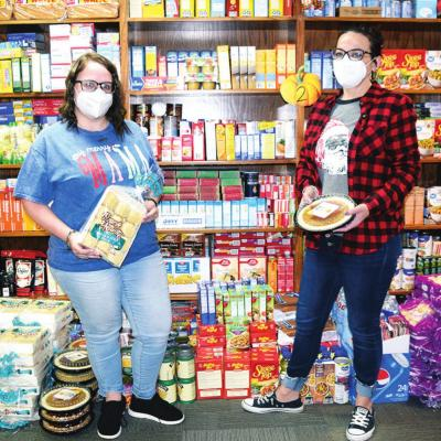 Food drive looking for recipients