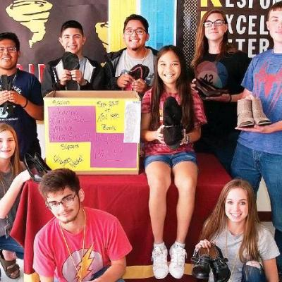 Fundraiser will send students to convention