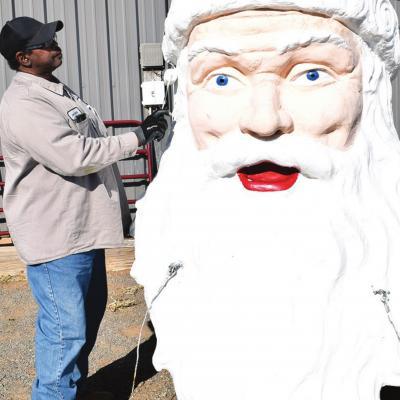Keeping Santa fresh