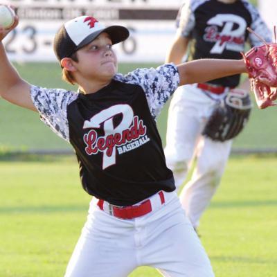 Outfielder Ezra Martinez-Ortiz