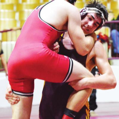 Four teams make final rankings for winter athletics