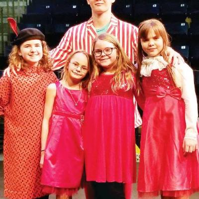 'Who' families featured in musical