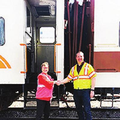Last passenger train will soon leave Clinton