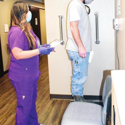 VA clinic help