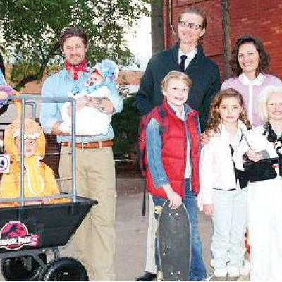 2019 Kiwanis Costume Contest Winners