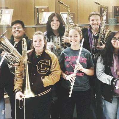 Musicians selected for All-Region