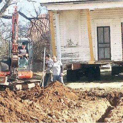 Reading Room gets new foundation