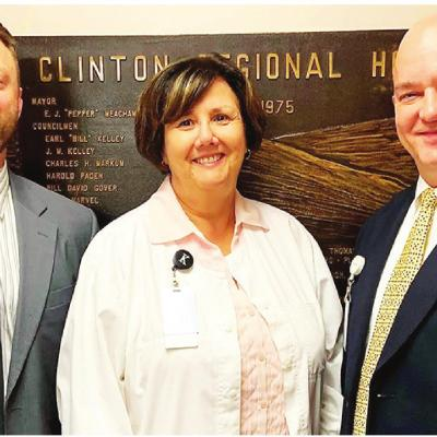 Johnson named new CAO at AllianceHealth