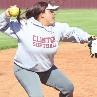 Clinton ends season in districts