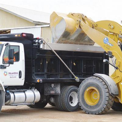 Crews stay ready for icy roads