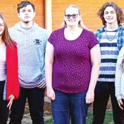 Clinton Public School music students rack up awards