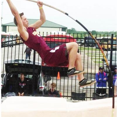 Terrell skies to state success