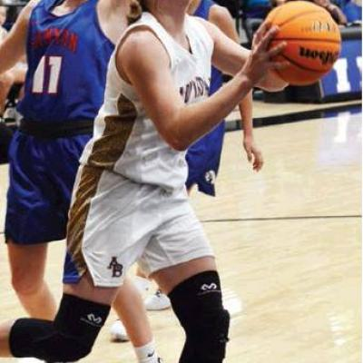 Lady Indians take down undefeated Hammon