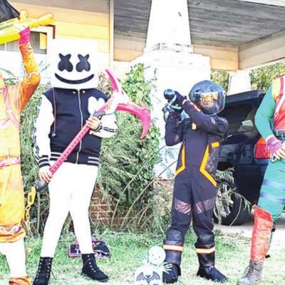 2020 Kiwanis Halloween contest winners
