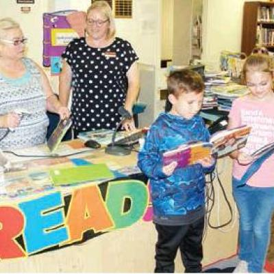 Clinton librarians teach all ages while promoting literacy