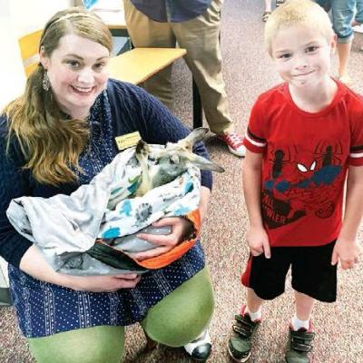 Library hosts wide variety of events