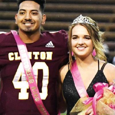 2019 Homecoming King and Quee