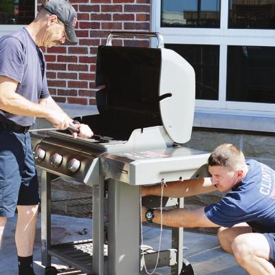 Firefighters issue tips for safe outdoor cooking