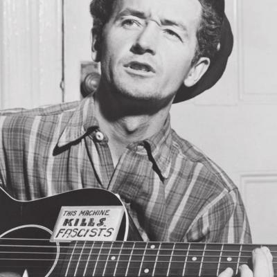 Woody Guthrie's national anthem turns 80