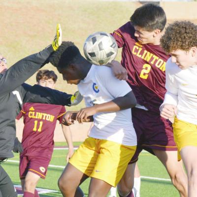 CHS keeps rolling through district