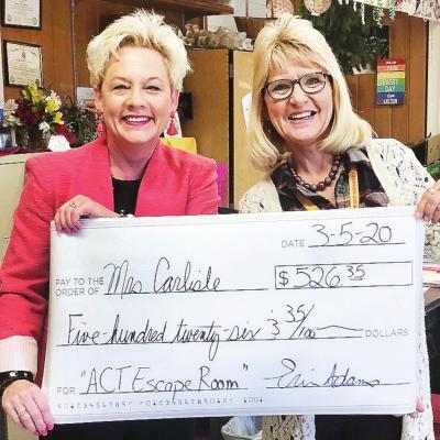 Carlisle awarded CPSF grant