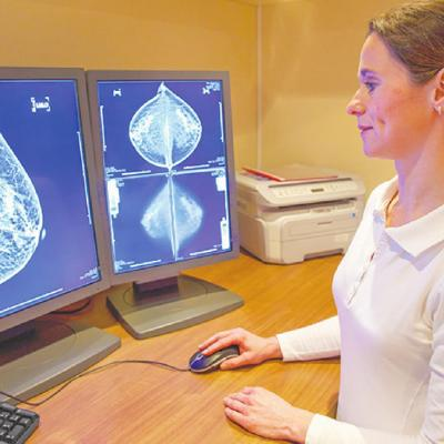 Breast cancer comes in many different forms