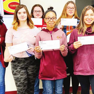 Scholarships given for CareerTech