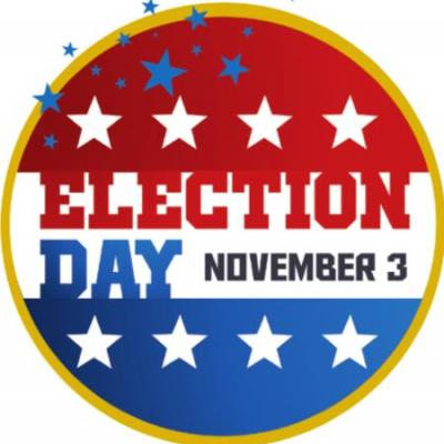 Election day voting to be slightly different
