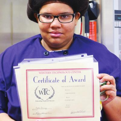 Local students excel at WTC