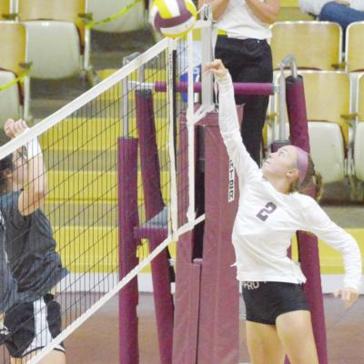 CHS volleyball looks to experience for better season