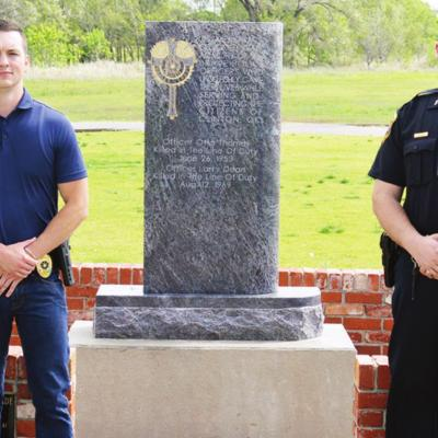 CPD honors those its lost