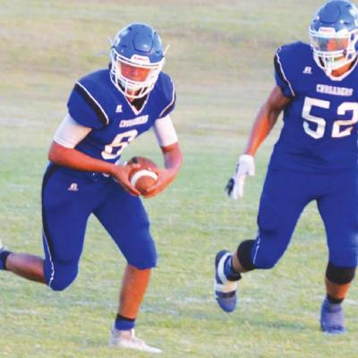 Corn Bible Academy travels to Beaver