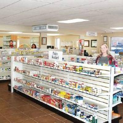 Clinton pharmacy fully staffed