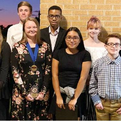 Arapaho-Butler vocalists honored