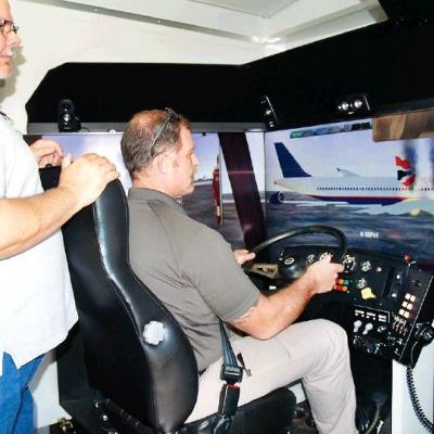 Driving simulator 'as real as it gets'