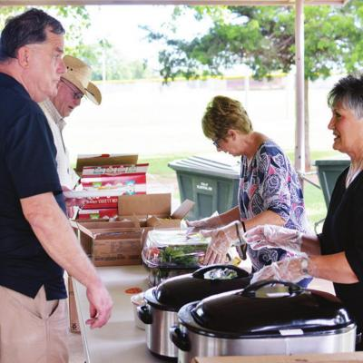 Mission House trying to help record numbers
