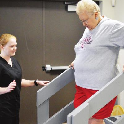 Taking steps to health