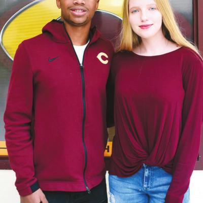 Ford, Bryson selected as Red Tornado honorees