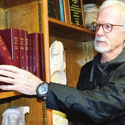 Tisdal has long, distinguished law career in Clinton