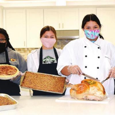 Thanksgiving at CHS