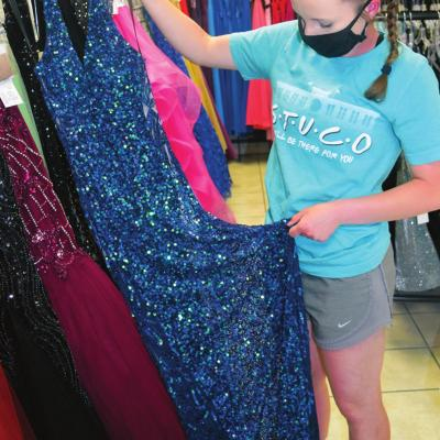Dottie's business is booming as prom excitement grows