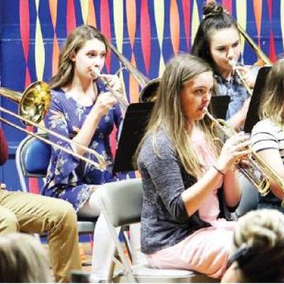 CBA presents fall music concert
