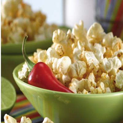 Chili Lime Popcorn Snack Mix