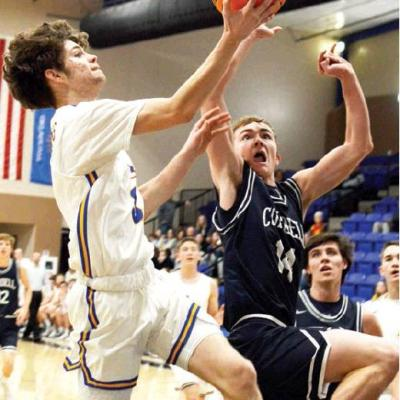 A-B sweeps first round, advances to semis