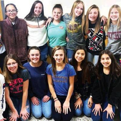 CMS cheerleaders to compete at state