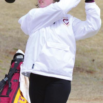 Lady Reds place third in road trip