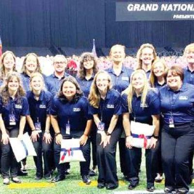 Music education students attend conference