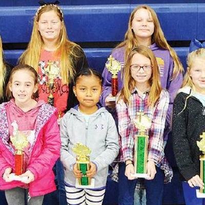 WOCS students' spelling skills recognized