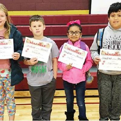 Southwest Elementary students excel